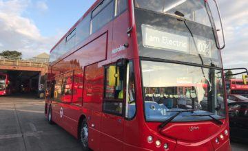 electric bus operators