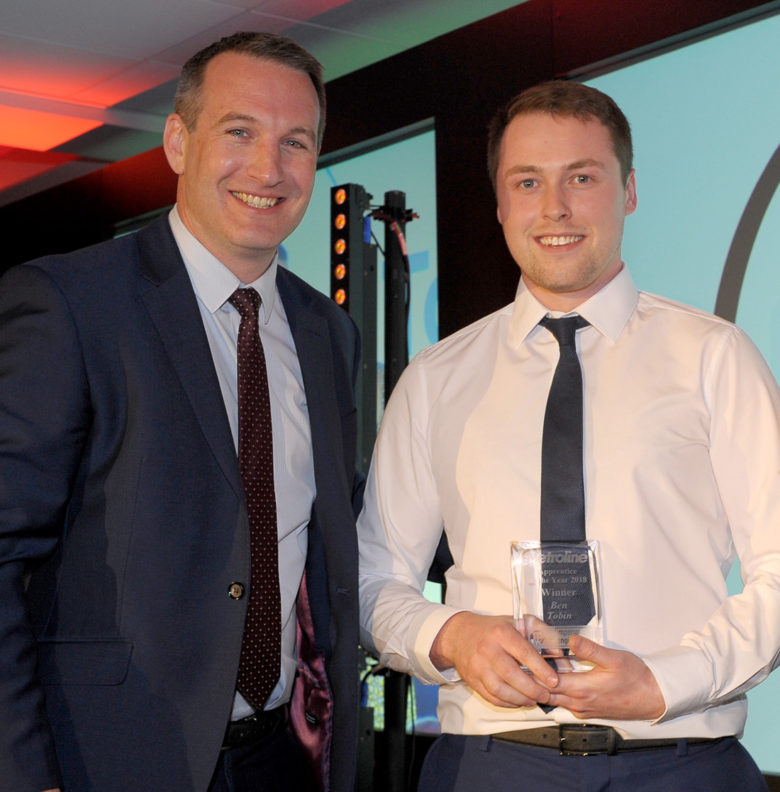 Imperial sponsors Metroline apprentice awards