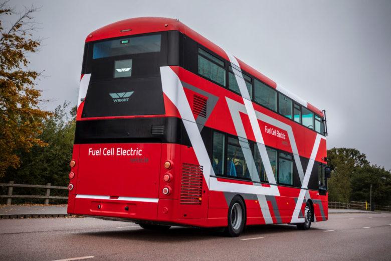 Hydrovane bus parts