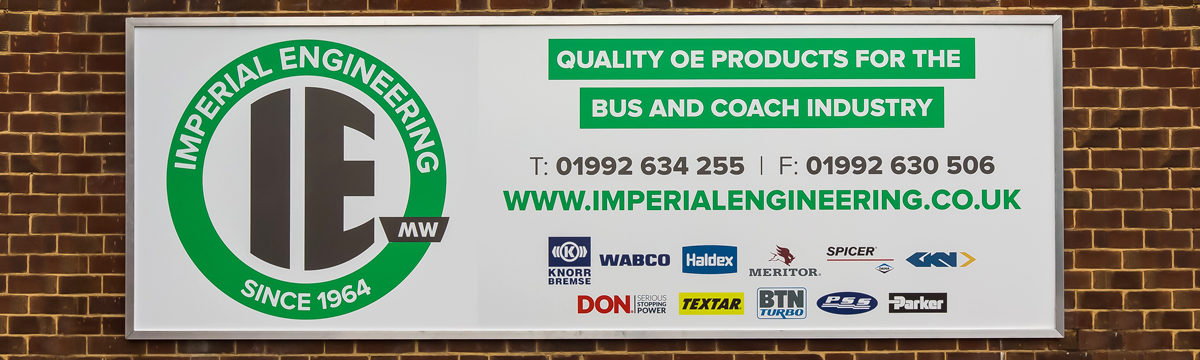 Imperial Engineering - Bus & Coach Parts - Industry Supplier