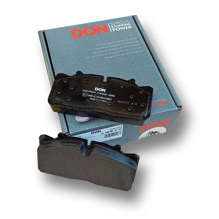 DON Friction - Brake Pads - Imperial Engineering