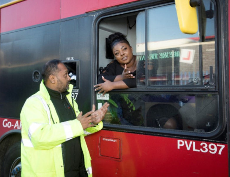 Bus apprenticeships Go-Ahead