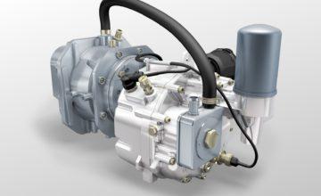 Knorr Bremse screw compressor